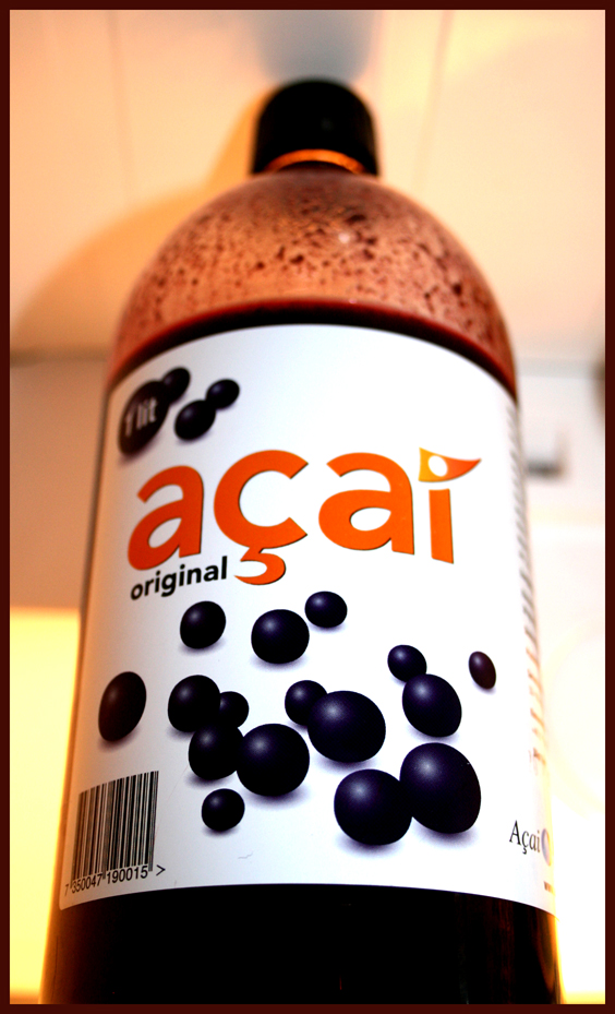 Açai Superjuice!!!