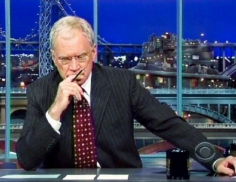 David Letterman Sex 43