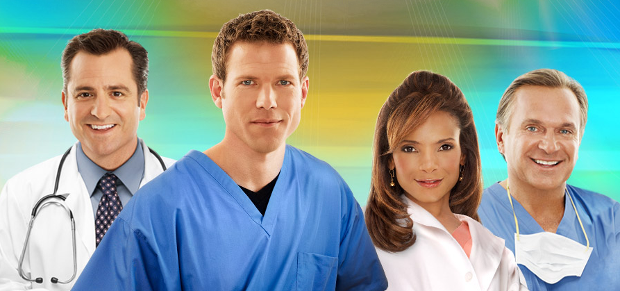 Doctors på TV4 Plus med Travis Stork