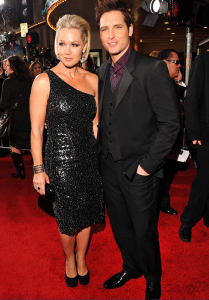 Jennie Garth och Peter Facinelli