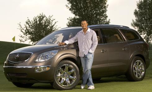 Tiger Woods i bilolycka