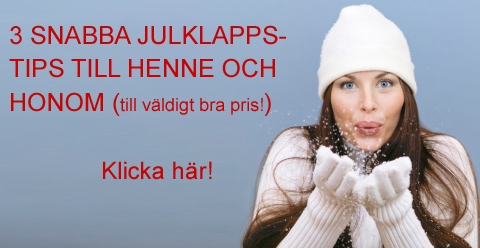 Julklappstips på Beauty Planet
