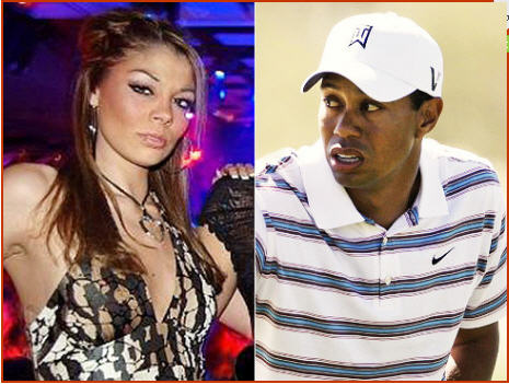 Jaimee Grubbs Tiger Woods nya kvinna?