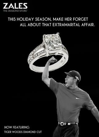 Tiger Zales diamantring