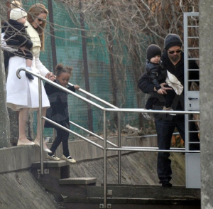 familjen_Jolie_Pitt_Venedig