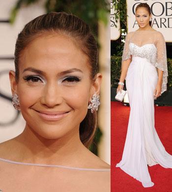 Jennifer Lopez Red Carpet Dresses