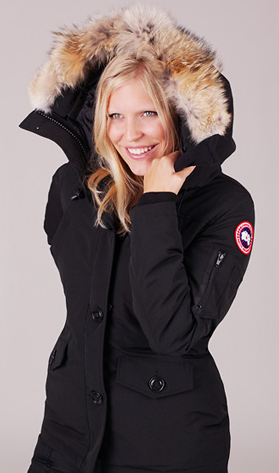 Canada Goose Dam Expedition Parka