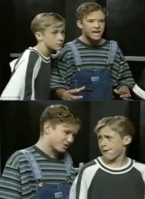 Timberlake festade intimt