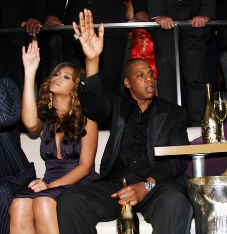 Beyonce valde pizza framfor grammygalan