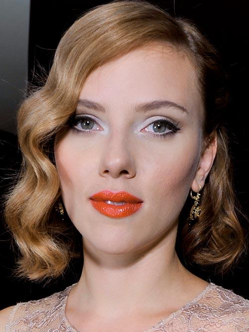 Scarlett johansson no makeup