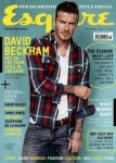 David Beckham brittiska Esquire