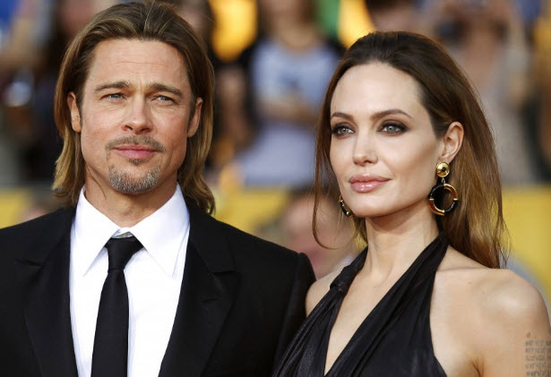 da2436e99774 Bröllop för Brad och Angelina i helgen? | En Bitter Blondins Blogg