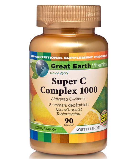 c-vitamin förkylning
