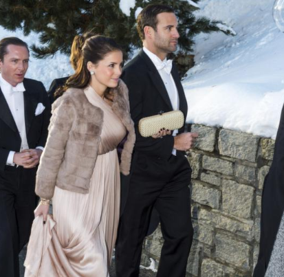 Princess madeleine smoking wedding