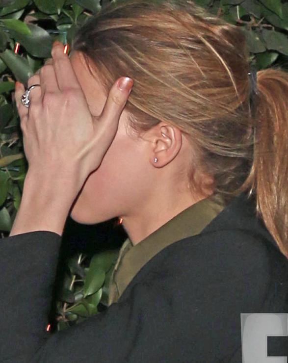 Amber Heard förlovningsring