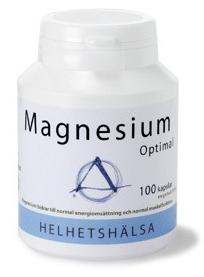 kroniskt trötthetssyndrom magnesium