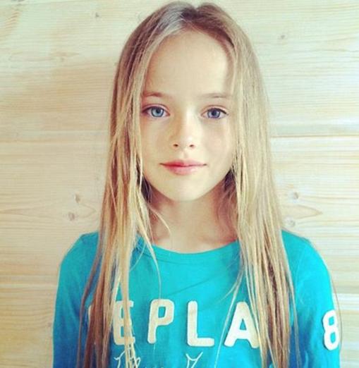 världens vackraste barn
