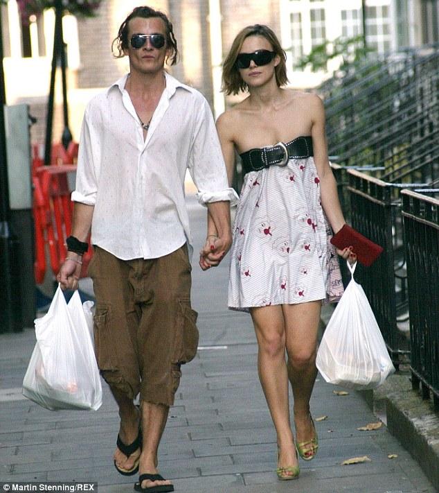 Rupert Friend ihop med Keira Knightley