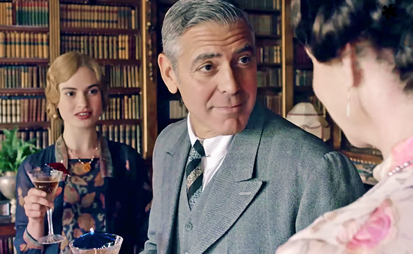 george-clooney-downtown-abbey