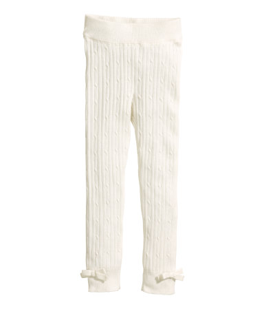 hm-vita-kabelstickade-leggings