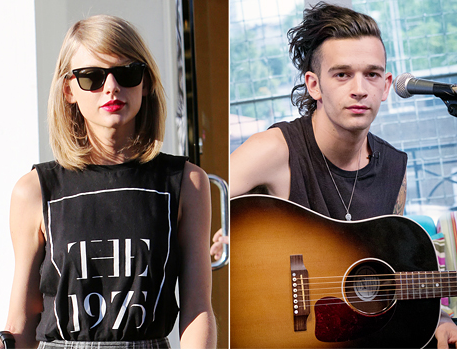 taylor-swift-pojkvan-matt-healy