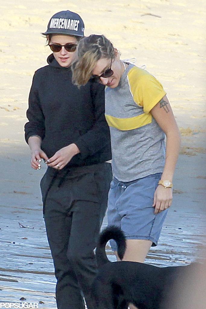 Kristen-Stewart-Alicia-Cargile-lesbiska
