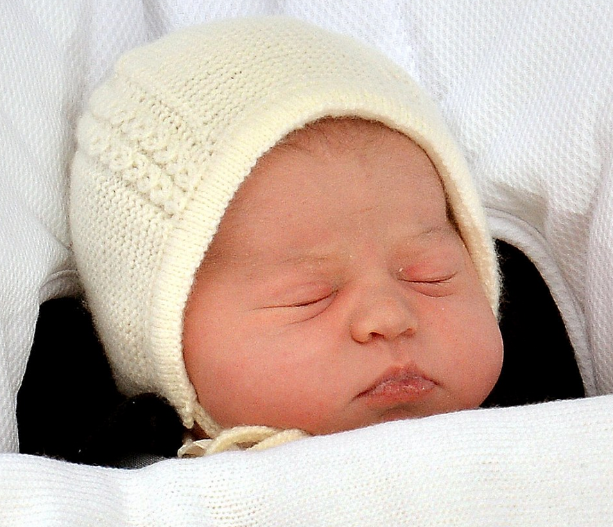 Charlotte Elizabeth Diana Of Cambridge
