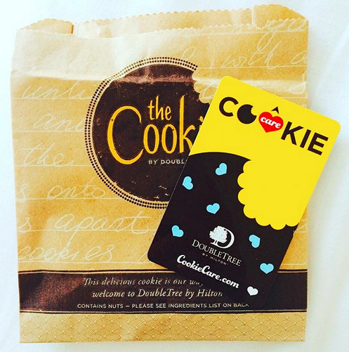 hotell-doubletree-by-hilton-cookie