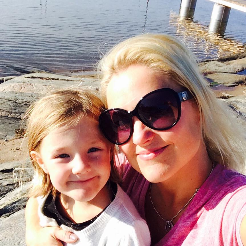 rök blond i Göteborg