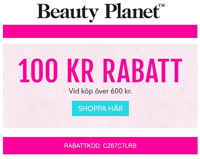 beauty planet rabattkod