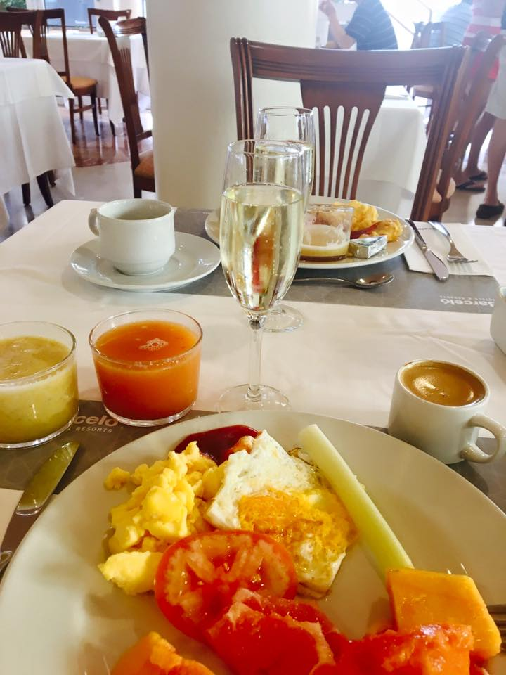 barcelo-hotell-frukost