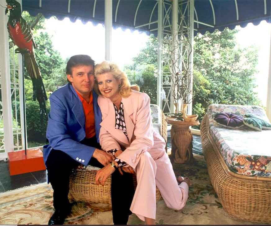donald-ivana-trump-bilder-1987