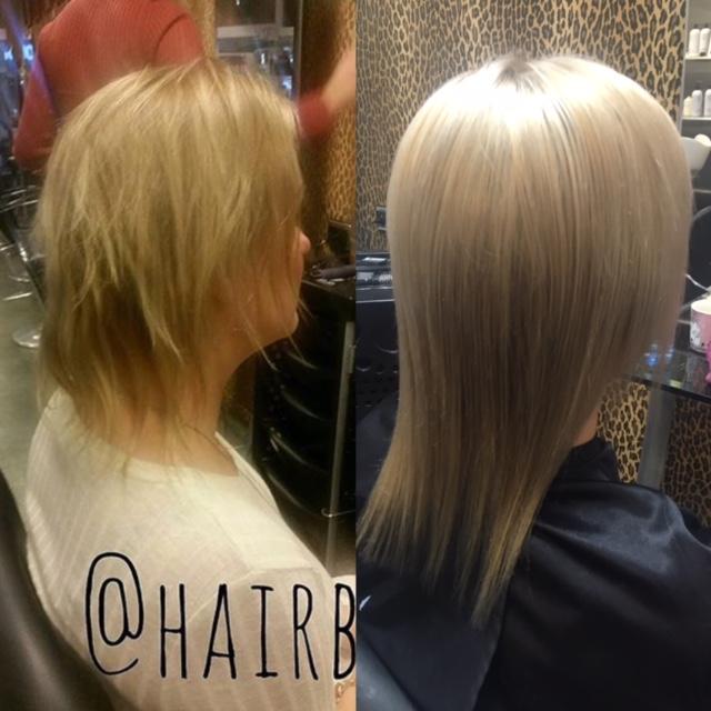 Msm för håret