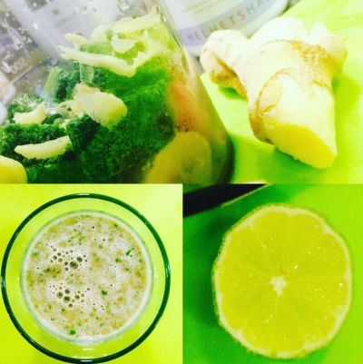 green-food-smoothie-lime-ginger