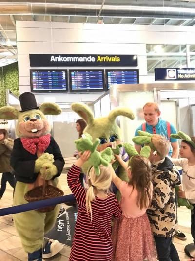 lisebergskaniner-landvetter-airport