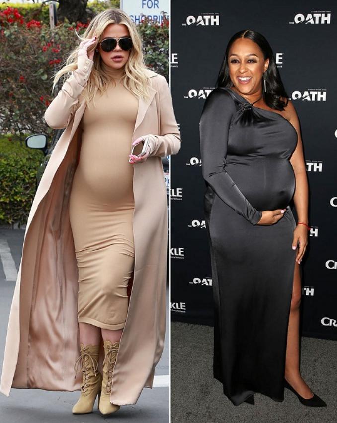 khloe kardashian gravid