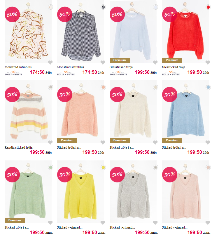 f7fe7ce31377 Passa på att fynda vackra vårkläder upp till halva priset redan idag i alla  kategorier på Lindex online! Vad sägs om dessa härliga tröjor i ljusa  färger som ...