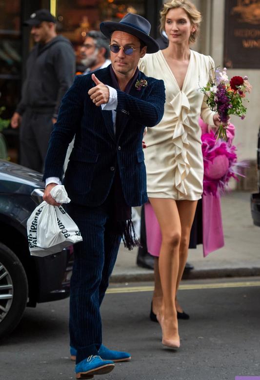0e1c07aec0db Jude Law har gift sig med en psykolog